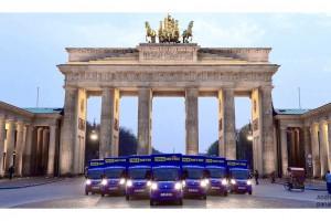 Торговый киоск в Берлине
