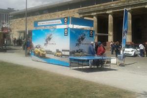 Коммерческий фургон Smart Mobile Station