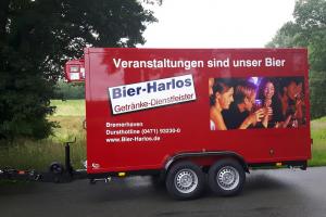 Фургон-рефрижератор для Bier-Harlos
